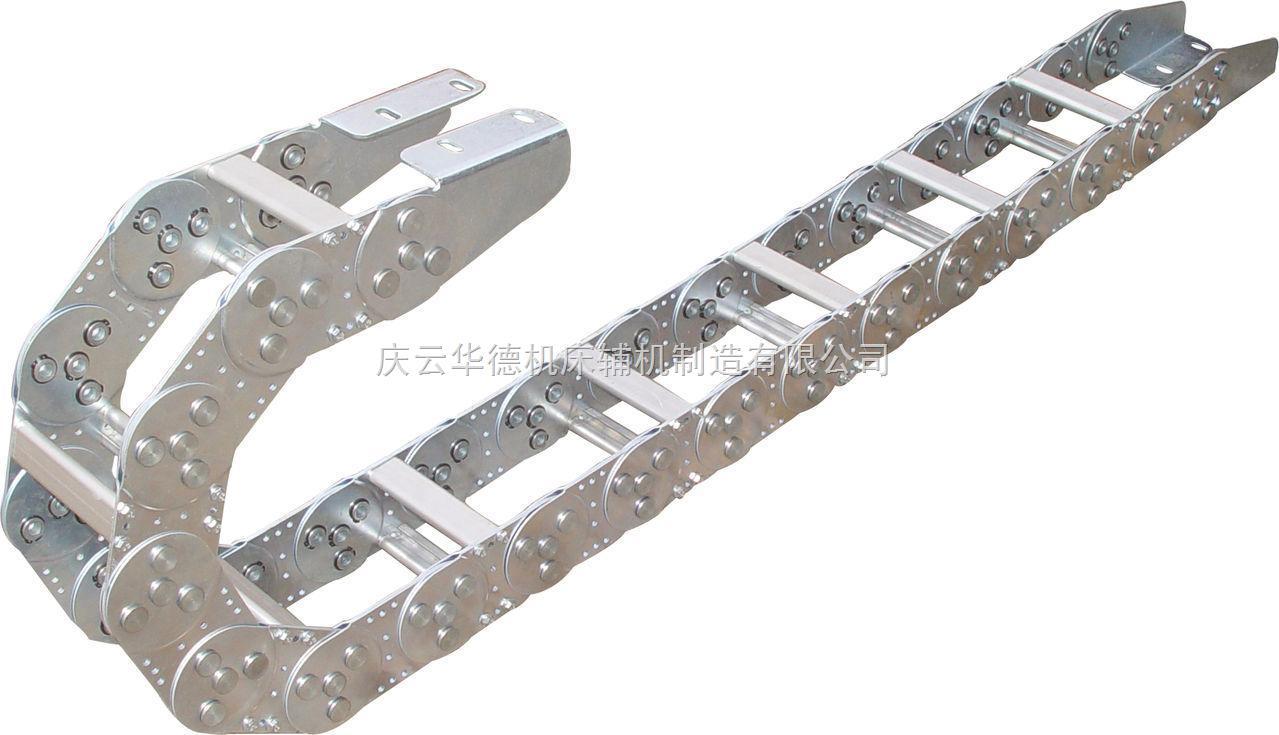钢制拖链供应,邯郸钢铝拖链厂家,钢厂用线缆拖链