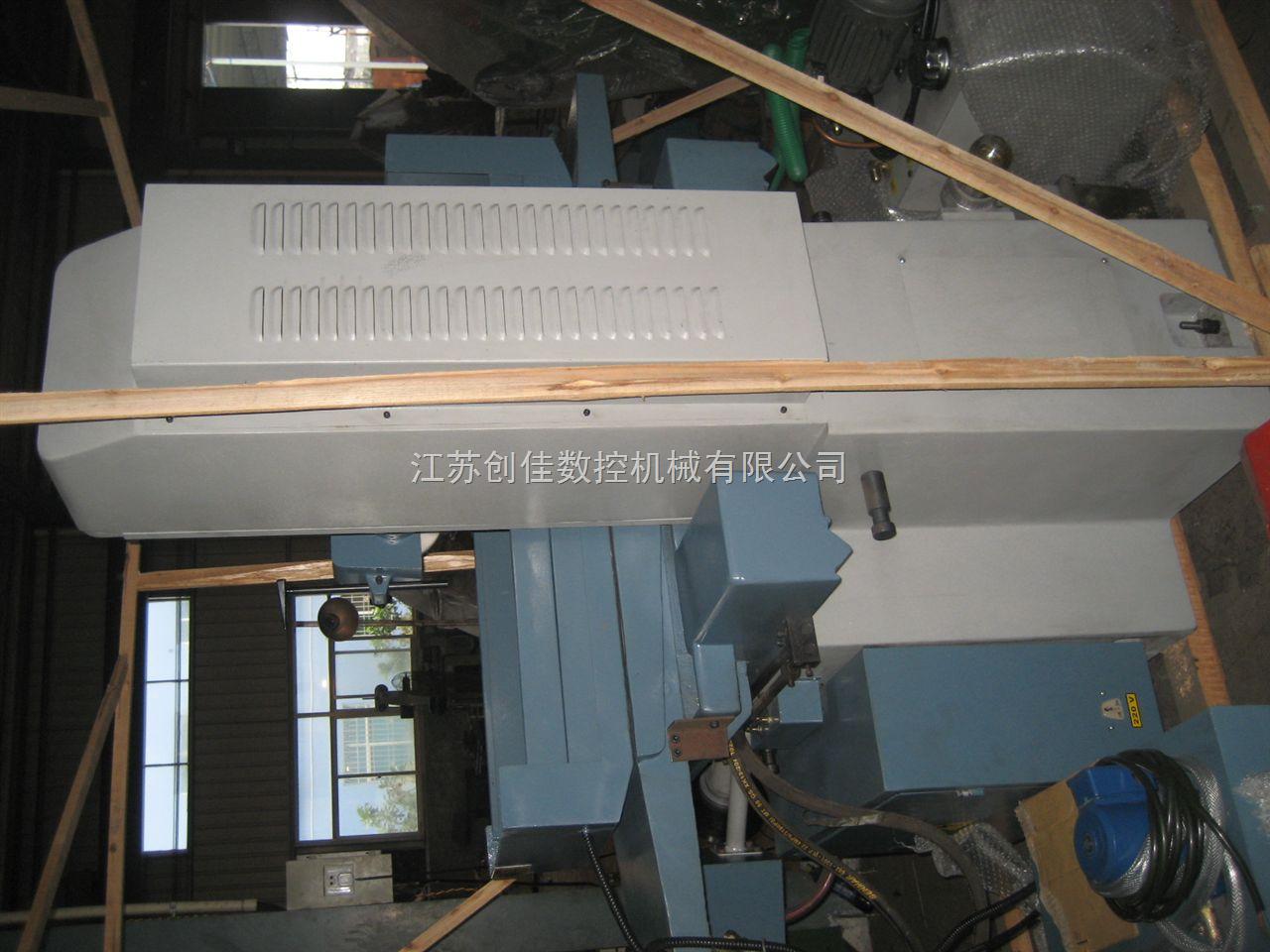创数控机械平面磨床、立式铣床
