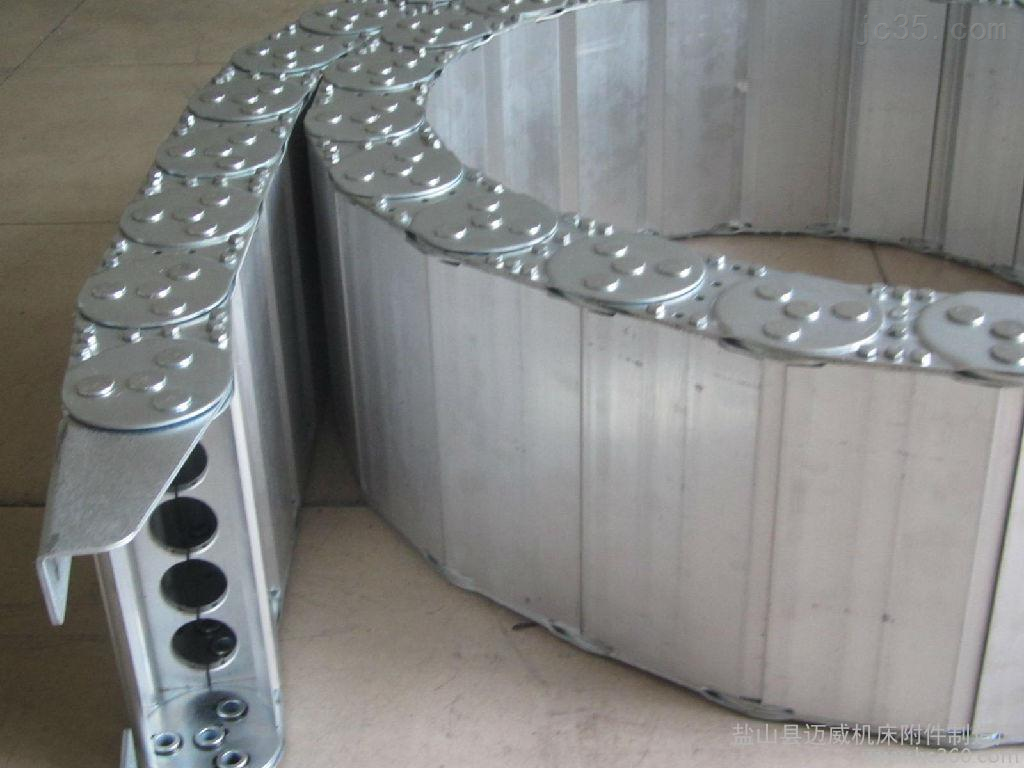 Chromium Plated Cable Drag Chain