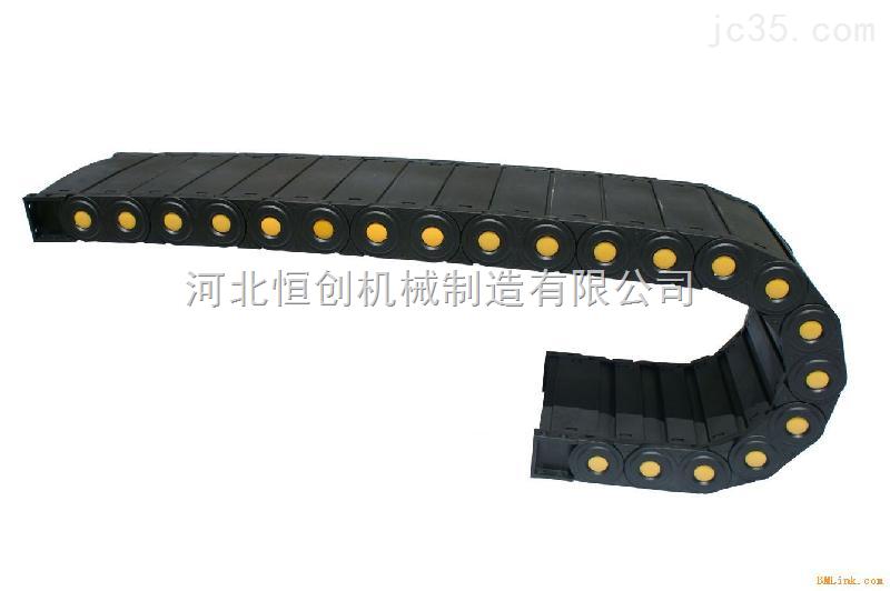 穿线拖链,工程塑料拖链,TL金属拖链,电线拖链,全封闭塑料拖链,拖链规格表