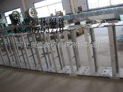 徐州桥式钢制拖链生产商 南通工程重型拖链制造商