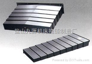 新余钢板机床防护罩旗开得胜,宜春机床钢板防护罩独家
