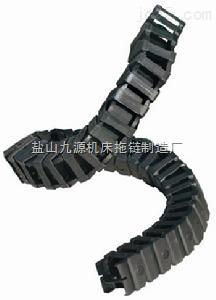 鹤壁承重型塑料拖链诚信正品,濮阳线缆塑料拖链正版全新