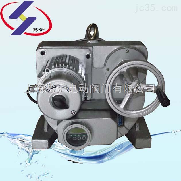 SKJ系列角行程电子式电动执行器