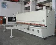 带伺服电机台湾滚珠丝杆的液压竞技宝剪板机