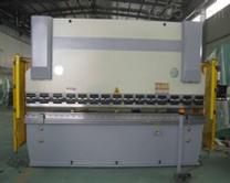 WC67K 250T 3200液压板料数控折弯机
