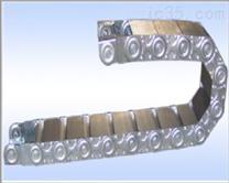 机床导轨丝杠防护罩塑料钢制拖链
