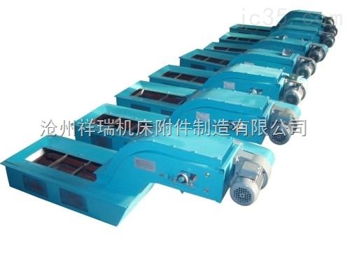 刮板式排屑机采用A3冷板