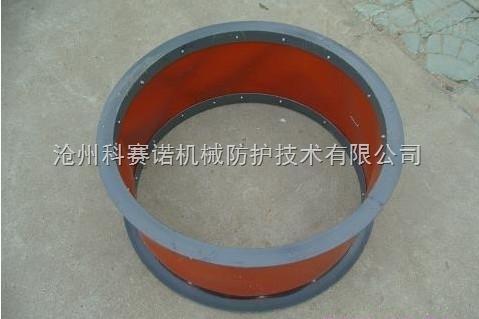 专业硅胶织物软连接,耐高温通风软连接