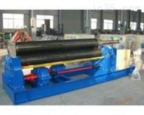 液压三辊卷板机/专业钢材卷圆机