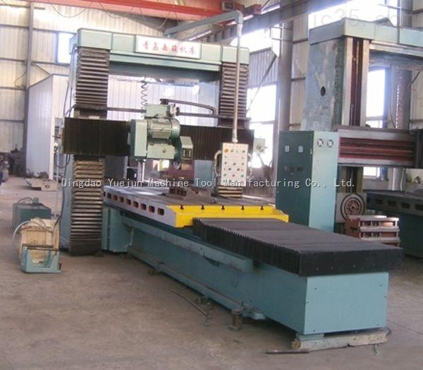 Longmen milling machine