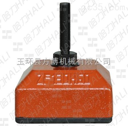精密减震垫铁四方减震可调垫铁