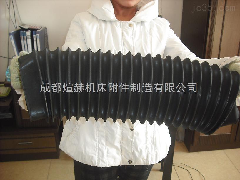 重庆伸缩式丝杠防护罩专业供应商产品图片