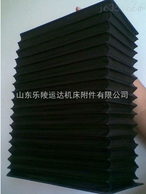厂订做各种颜色风琴防护罩,柔性防尘罩