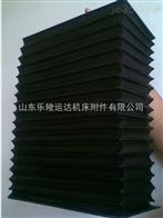 规格齐全厂订做各种颜色风琴防护罩,柔性防尘罩
