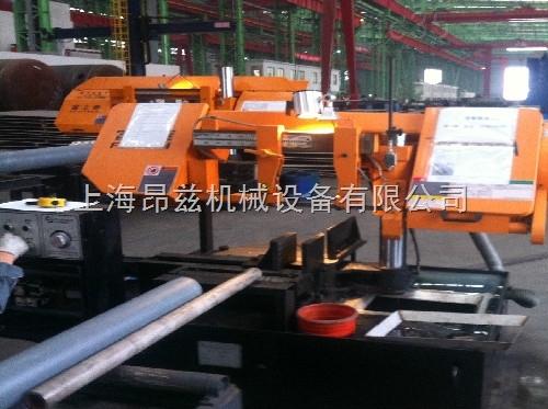 宜兴市板材切割4235角度切割锯床出租,进口金切机床