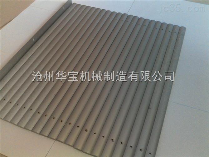 机床铝帘生产厂家 铝型材防护帘