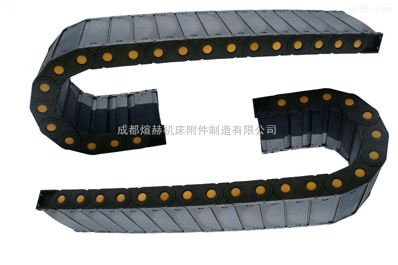 塑料工程拖链制造厂家产品图片