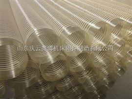 TPU塑筋透明增强通风管