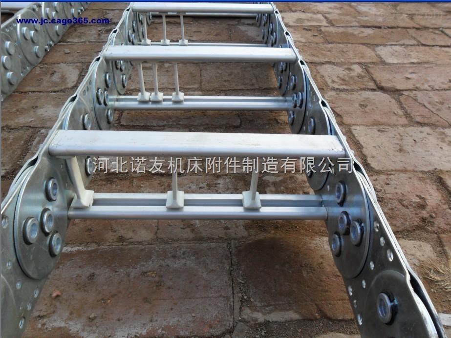 TLGA125III钢制拖链