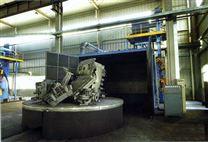 供应H型钢抛丸机悬链式抛丸机