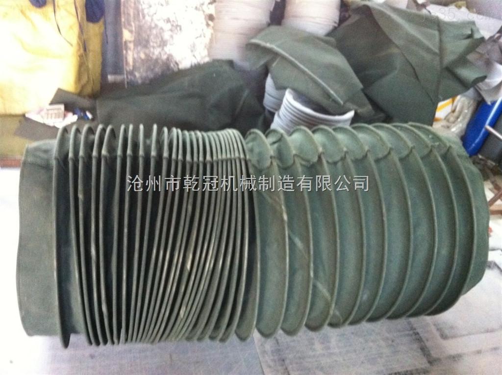 供应伸缩式圆形方形多边形丝杠防护罩