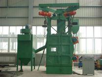 生产供应钢管通过式抛丸机 QGW-630型钢管抛丸机