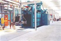 厂家 线材抛丸机 防腐抛丸除锈机 转台式抛丸清理机