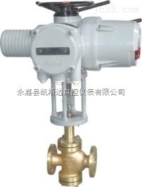 型电站氧气专用调节阀
