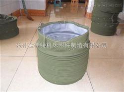 帆布伸缩防尘罩,沧州帆布伸缩防尘罩供应