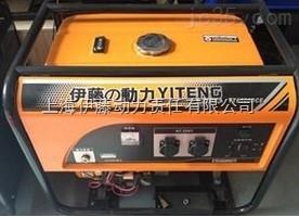 上海伊藤发电机工程首选品牌