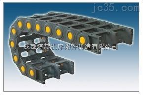 双排重载型桥式塑料拖链产品图片
