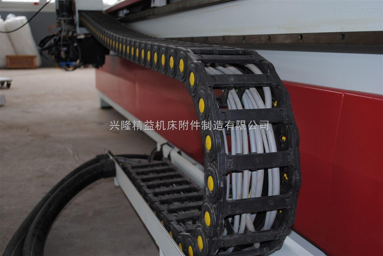 供应耐磨外旋塑料拖链及时