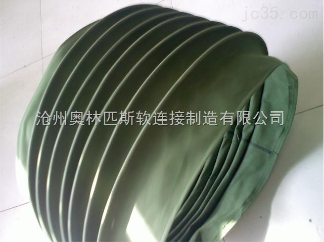非金属帆布伸缩软连接