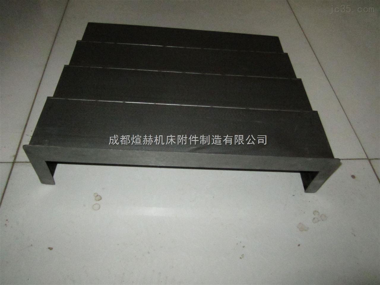 直线导轨风琴式防护罩产品图片