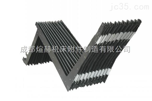 四川销售升降舞台风琴防护罩产品图片
