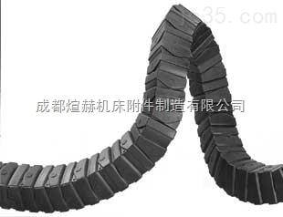 桥式工程塑料拖链规格产品图片