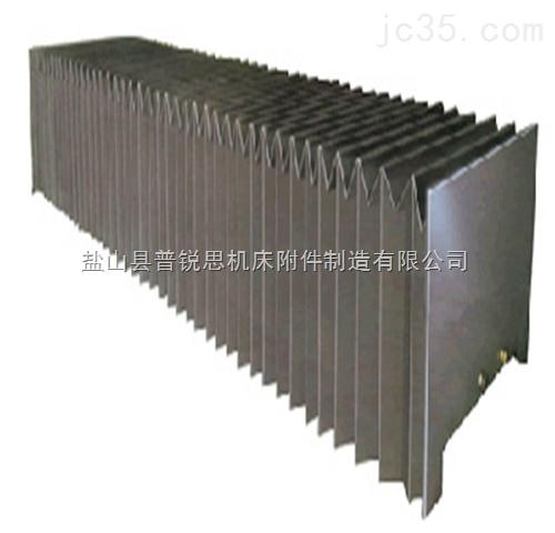 龙门铣床风琴防护罩加工厂家