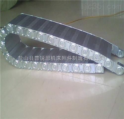 机床穿线移动钢铝拖链