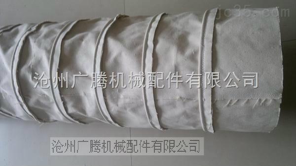 干灰散裝機耐磨帆布輸送布袋規格定做