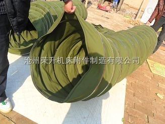 苏州排气耐温帆布软连接厂家
