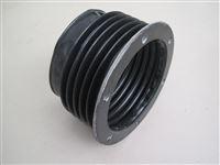 缝制管道坡口机油缸伸缩保护套