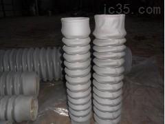 通风机伸缩软连接厂家  耐高温通风伸缩软连接实时