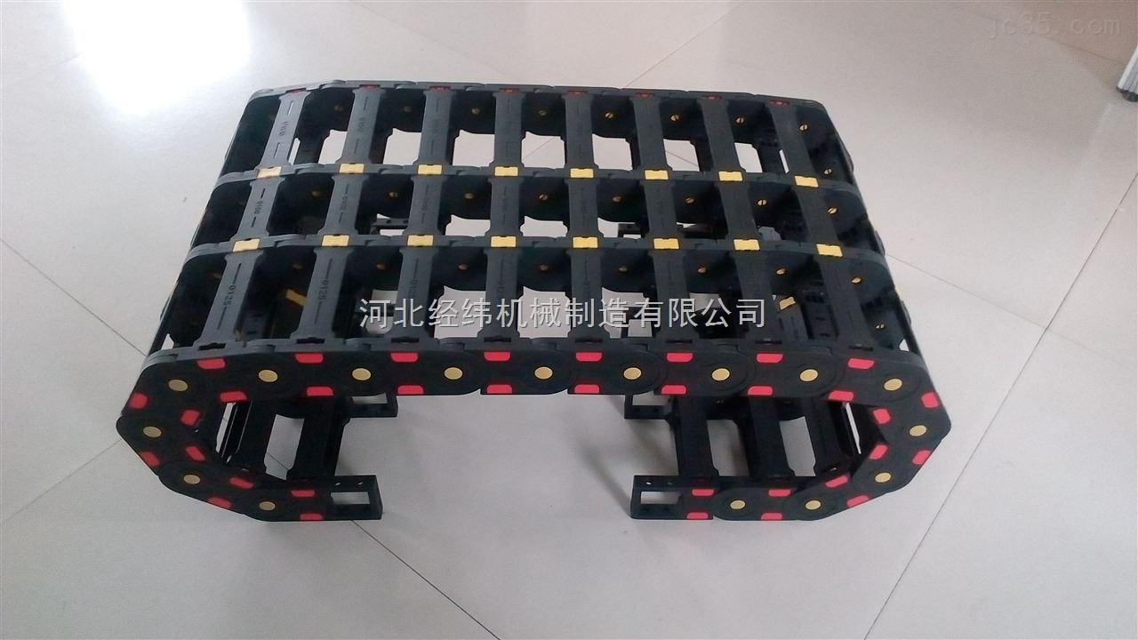 35系列桥式工程塑料拖链