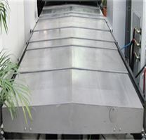 重型龙门铣床钢板防护罩