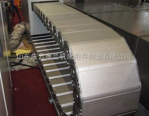 青州机床钢制拖链