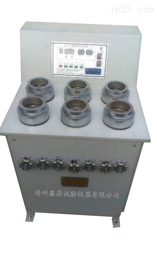 TJSS-15数显砂浆渗透仪