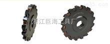 SMP三面刃銑刀(卡口型)