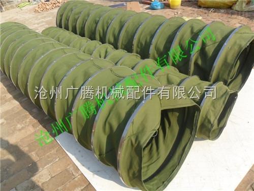 机械除尘帆布软连接生产?