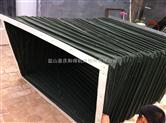 升降机PVC支撑板风琴防护罩